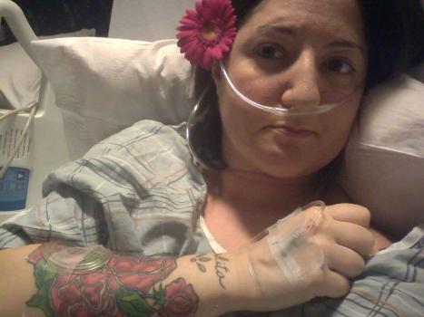 MG Patient Cindy Capraro