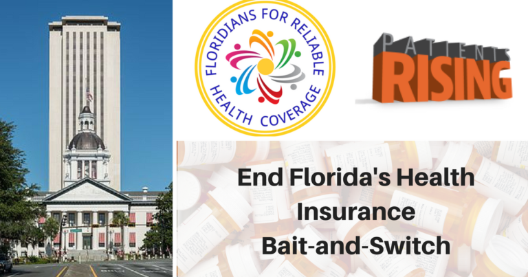 End Florida Health Insurance Bait-and-Switch