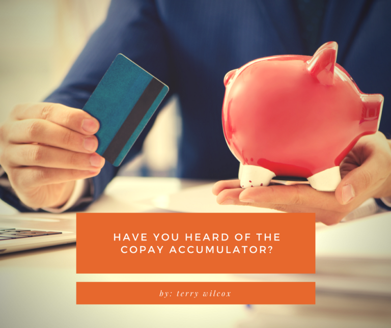 CoPay Accumulator, Robbing your copay assistance