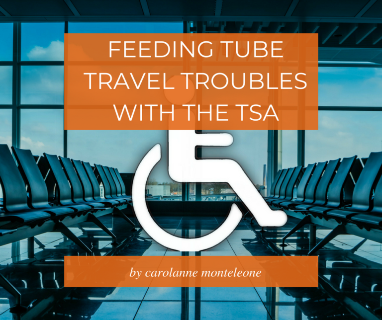 accessibility and the TSA