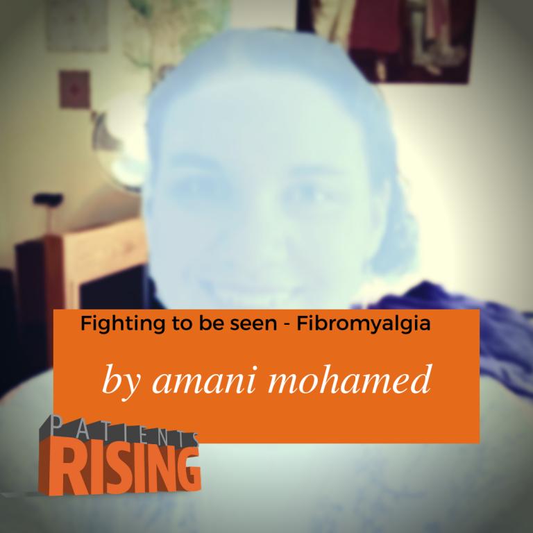 fibromyalgia - fighting to be seen