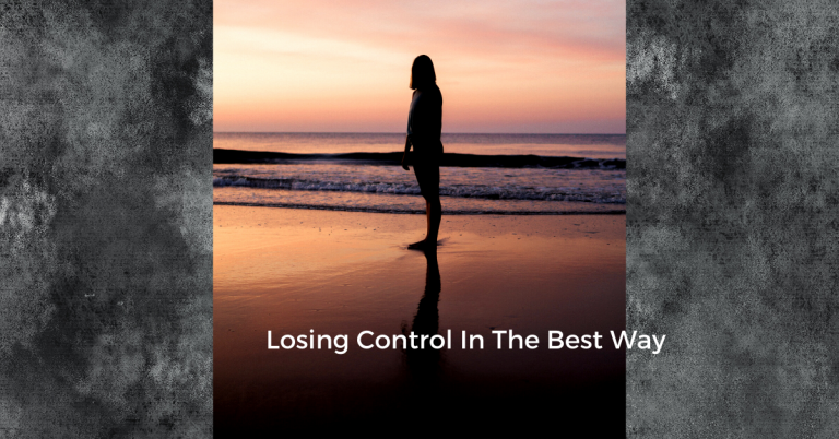 stop having control issues