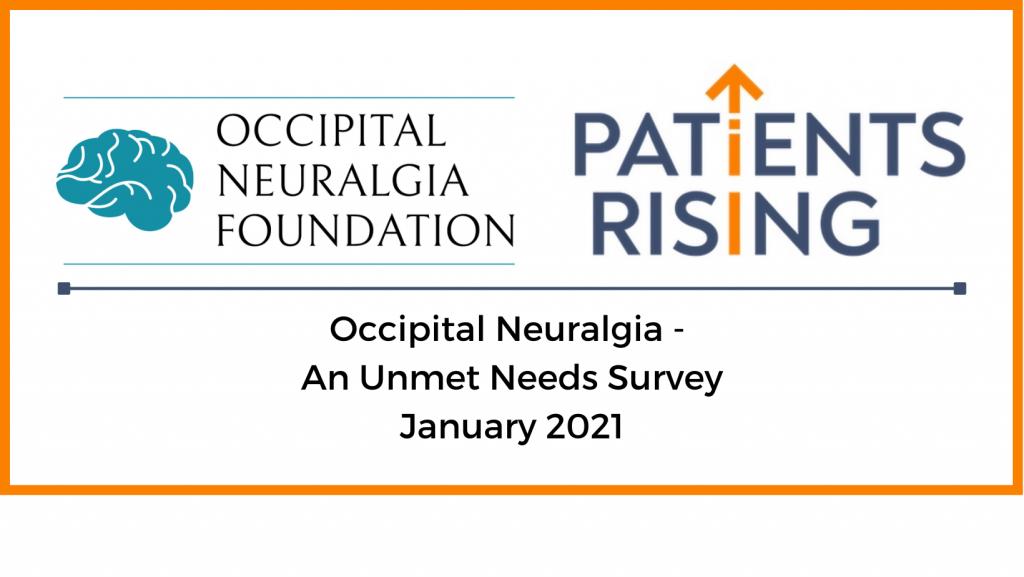 unmet needs survey